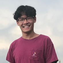 Headshot of Anthony Zhang