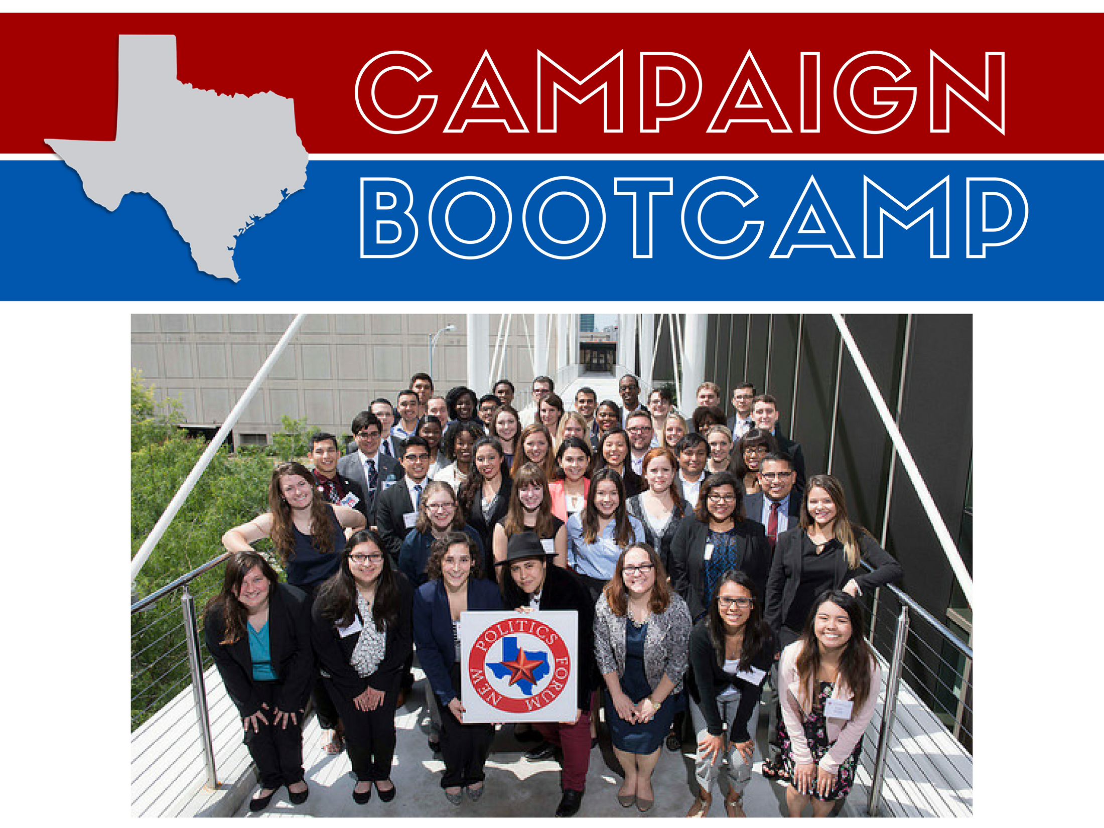 2017 campaign bootcamp moody college of communication the 2017 campaign bootcamp malvernweather Image collections