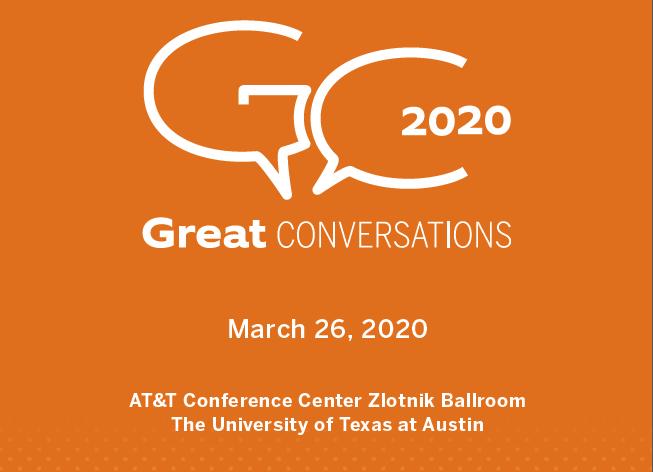 Great Conversations 2020 Logo