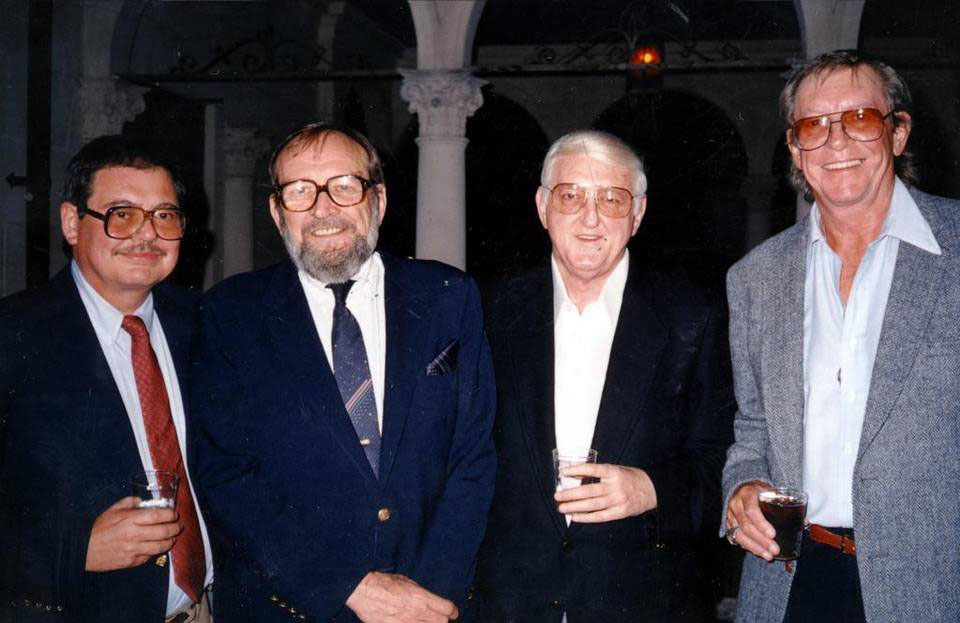Gary, Larry, Dan and Bud