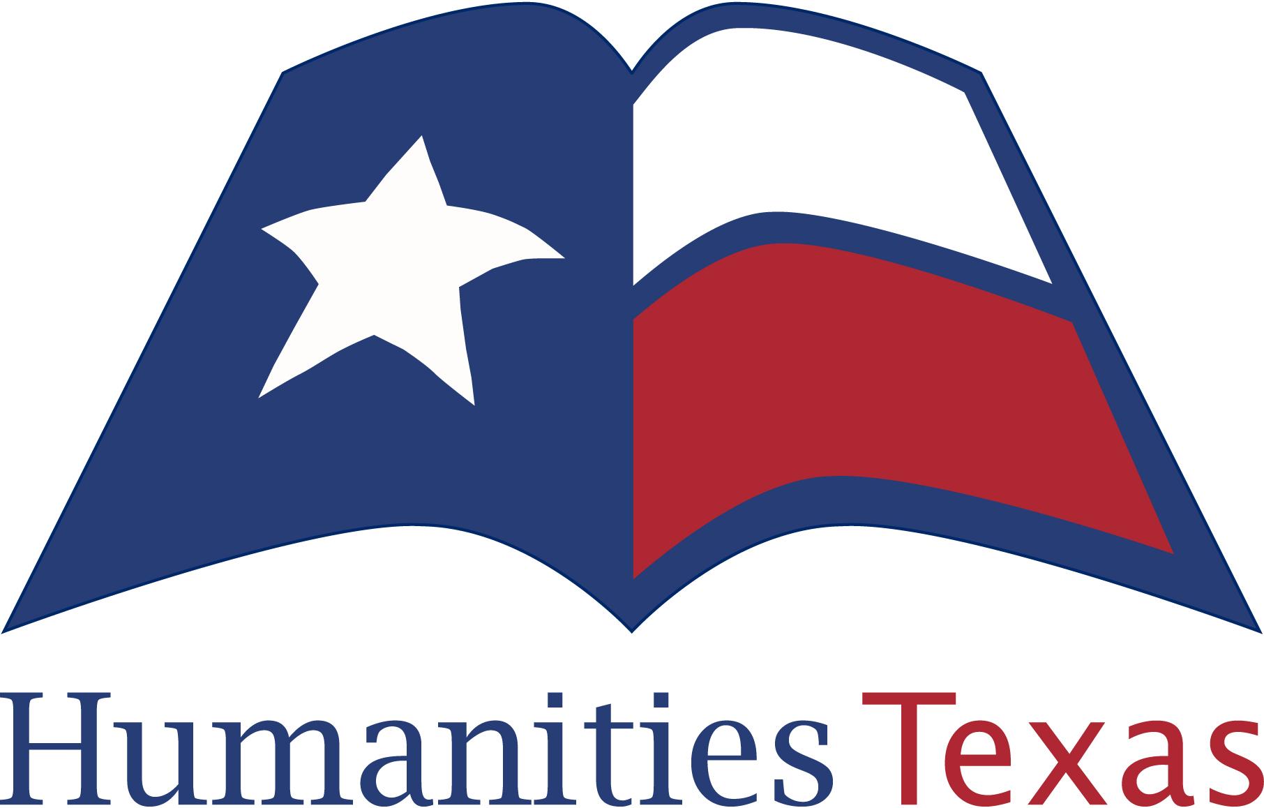 Humanities Texas Book logo