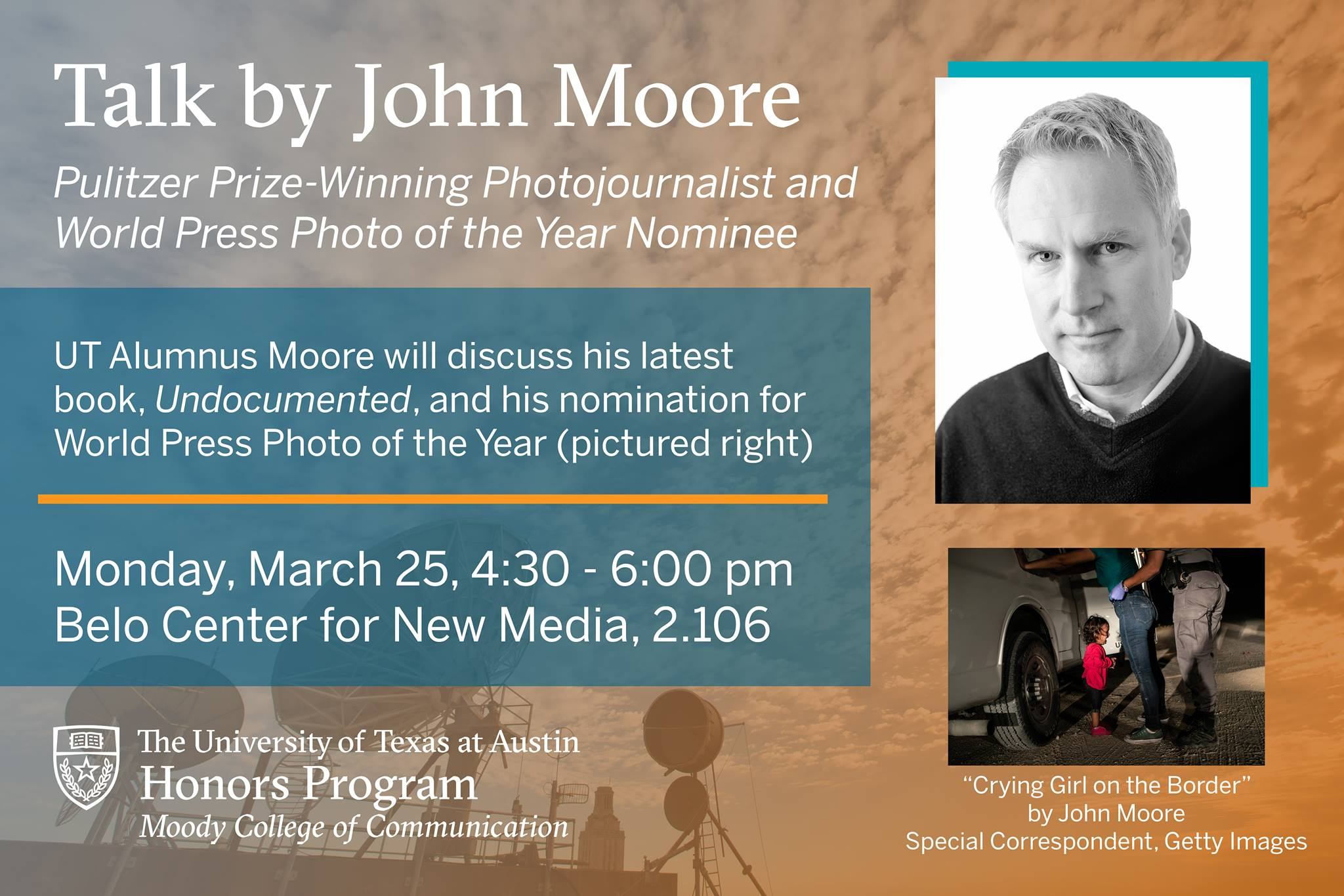 John Moore event