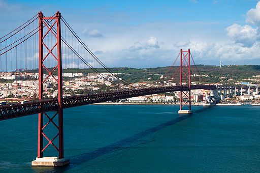 Bridge over Lisbon