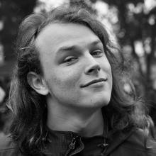 Headshot of Mason Mazurek
