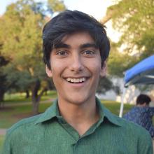 Headshot of Rushi Shah