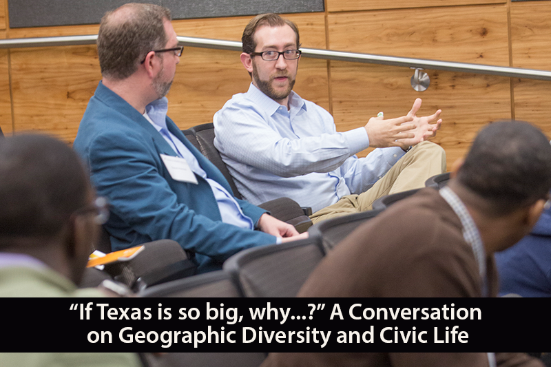 2013 Texas Conference on Civic Life