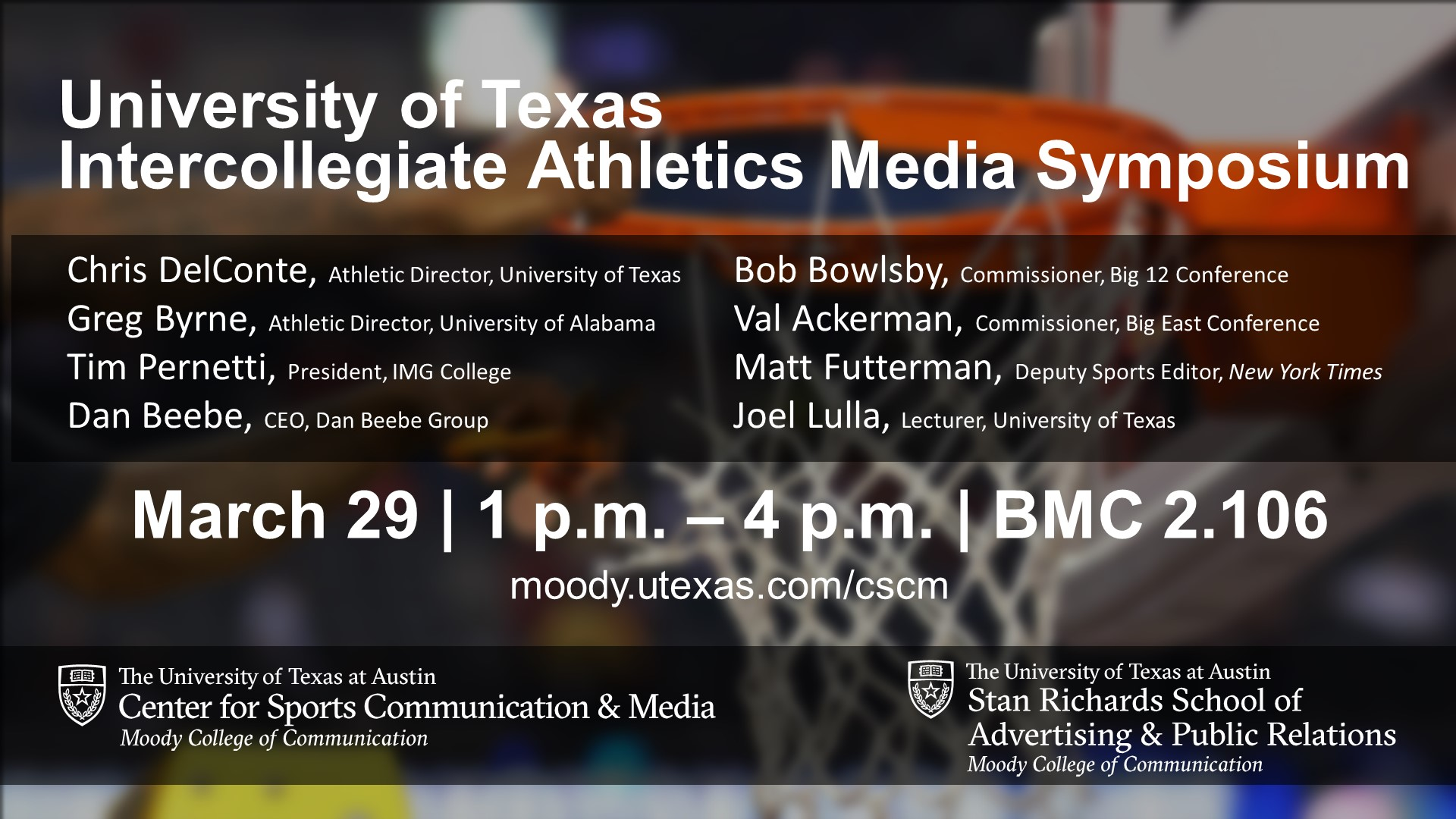 intercollegiate media symposium