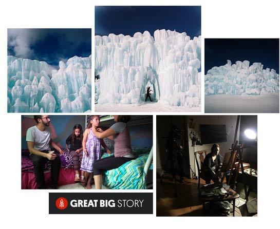 Great Big Web Story - Ed Hancox