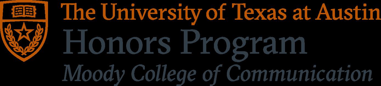 Moody College Honors Program logo