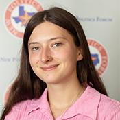 Headshot of Fiona Gredvig