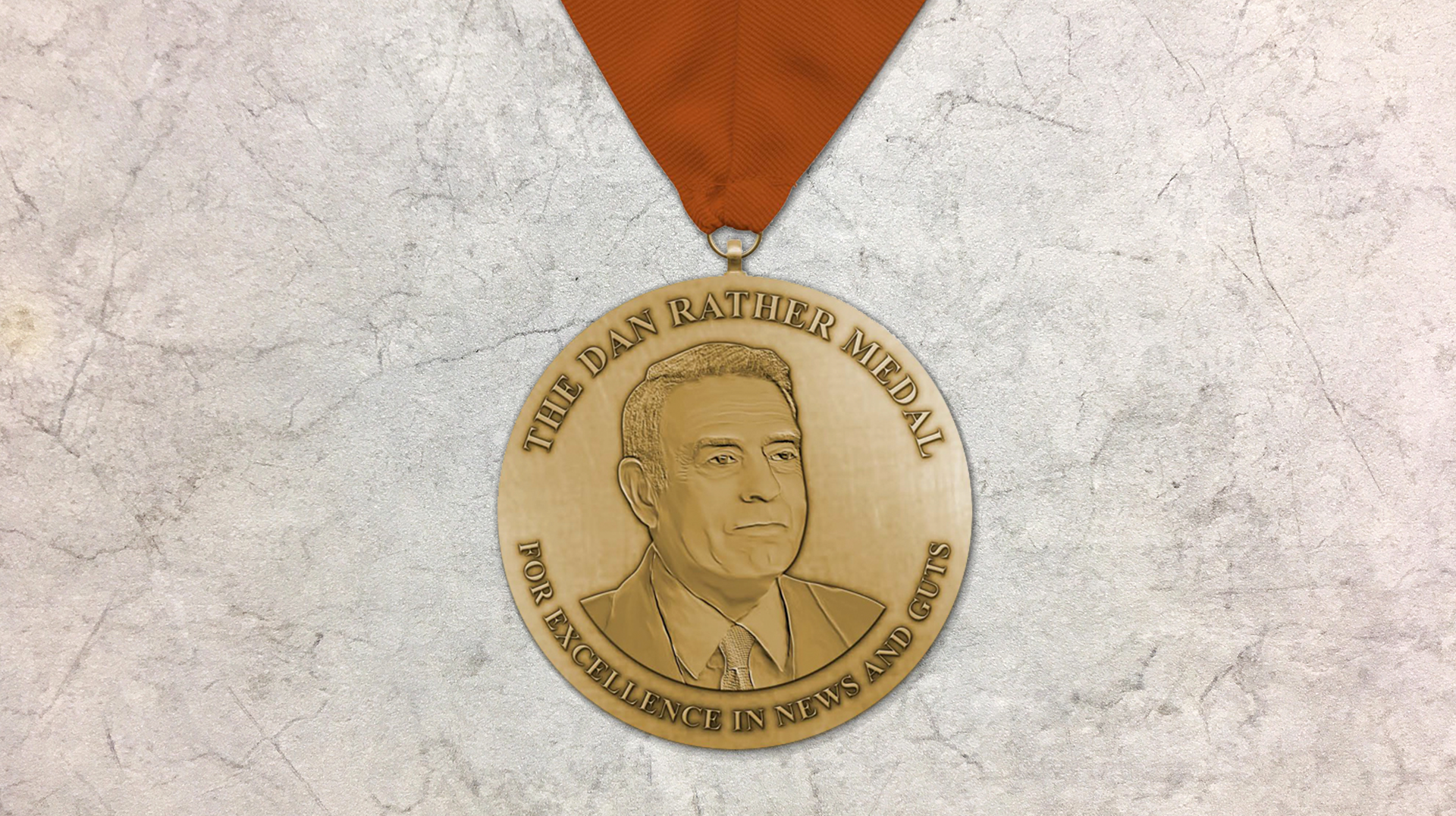 Dan Rather Medal for News and Guts