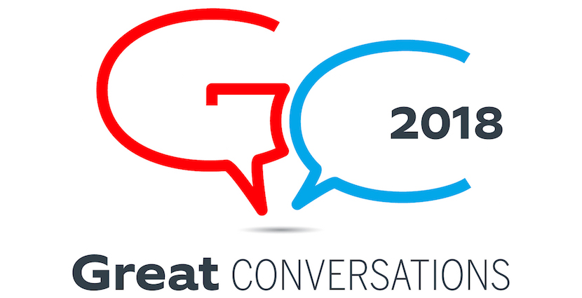 Great Conversations 2018