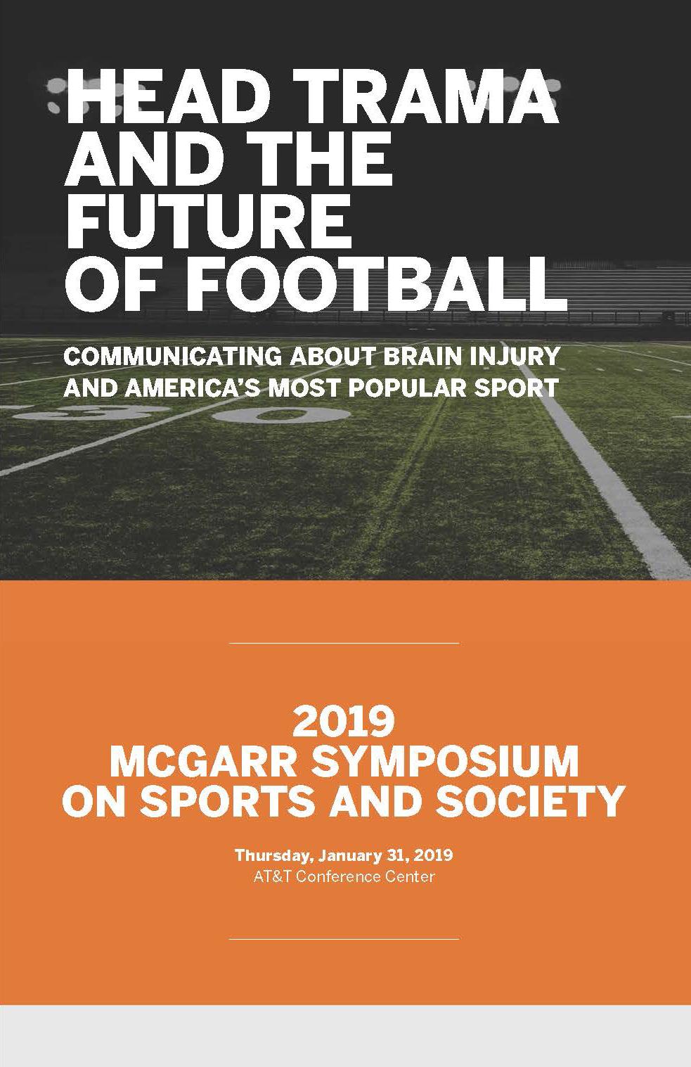 mcgarr symposium program