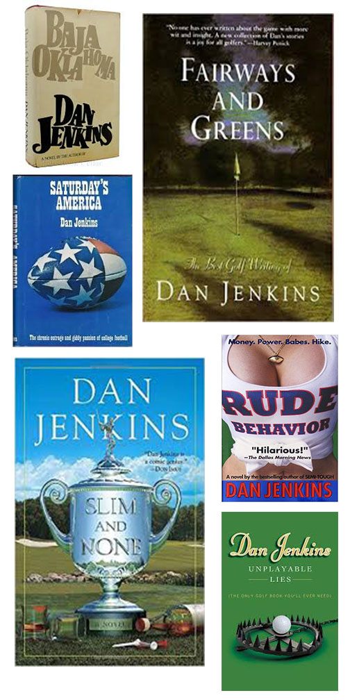 Books by Dan Jenkins